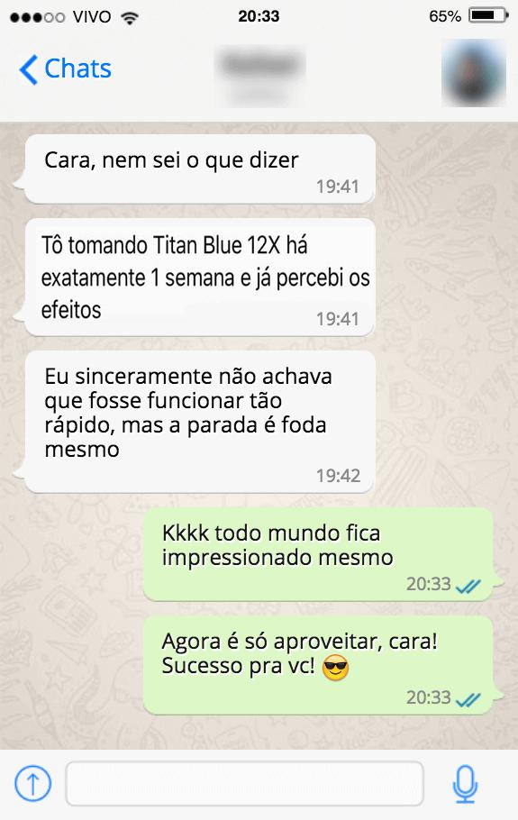 titan  bluw 12x depoimento 2