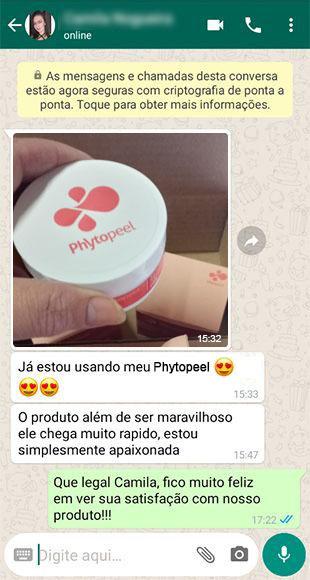 phytopell depoimento 2